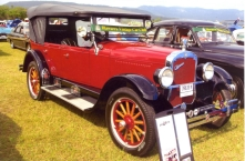 1926 Oldsmobile Tourer