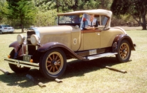 1929 Oldsmobile Roadster