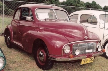 1949 Morris Minor Low Light