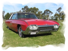 1964 Ford Thunderbird Sedan
