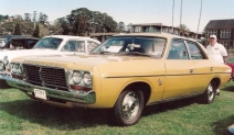 1977 Chrysler Valiant